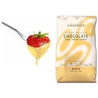 Czekolada biała do fondue oraz fontann | 2,5 kg marki Callebaut