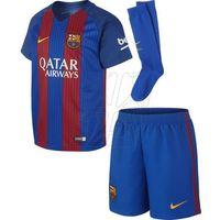 Komplet piłkarski Nike FC Barcelona Stadium Home Kids 776733-415, 776733-415