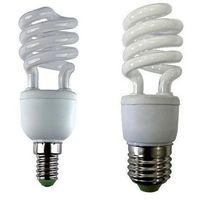Ge lighting Świetlówka kompaktowa mini spiral e14 230 12w 8y 72714 ge