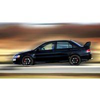 Jazda Mitsubishi Lancer Evo – Tor Krzywa