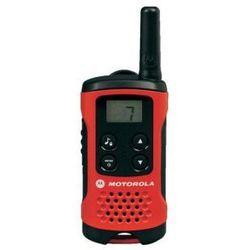 Walkie-Talkie Motorola TLKR40 Czerwony - produkt z kategorii- Radiotelefony i krótkofalówki