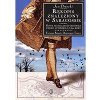 Rękopis znaleziony w Saragossie - Dostawa zamówienia do jednej ze 170 księgarni Matras za DARMO, książka