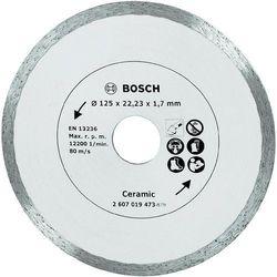 Tarcza diamentowa TS Bosch 2607019473, 125 mm - produkt dostępny w Conrad.pl