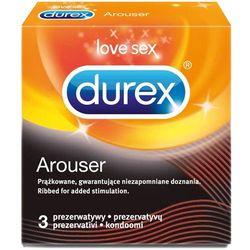 Durex Arouser 3 sztuki, kup u jednego z partnerów