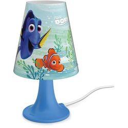 71795/90/16 - lampa stołowa dla dzieci disney finding dory led/2,3w/230v od producenta Philips