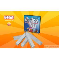 Kreda szkolna MAR-BOR B2 - biała op.6 oferta ze sklepu Sklep papierniczy