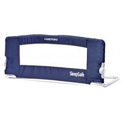 Caretero SleepSafe barierka do łóżeczka dziecięcego Navy