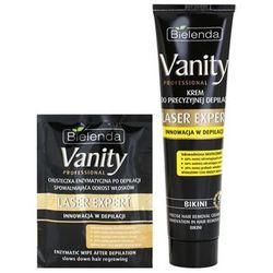 vanity laser expert krem depilacyjny do okolic intymnych od producenta Bielenda
