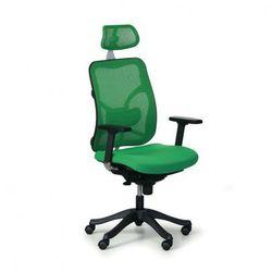 Krzesło biurowe bruggy, zielone marki B2b partner