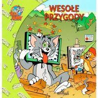 Tom i Jerry Wesołe przygody + zakładka do książki GRATIS (2016)