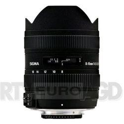 Sigma 8-16/4,5-5,6 DC HSM Nikon - produkt w magazynie - szybka wysyłka!, kup u jednego z partnerów