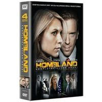 Homeland. Sezon 2 (4xDVD) (DVD) - Mark Shea (5903570155826)