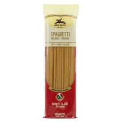 500g makaron orkiszowy spaghetti bio marki Alce nero