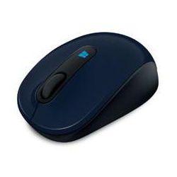 Microsoft Sculpt mobile mouse wool blue 43u-00013/ darmowy transport dla zamówień od 99 zł