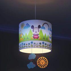 Philips disney mickey lampa wisząca zielony, biały, 1-punktowy (8718291532828)