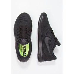 Nike Performance FREE RUN Obuwie do biegania neutralne black/anthracite - sprawdź w Zalando.pl