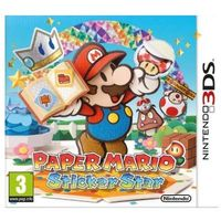 Nintendo 3DS Paper Mario: Sticker Star