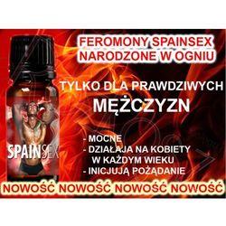 Feromony męskie spanish fly red 10ml bardzo silne od producenta Szwaja