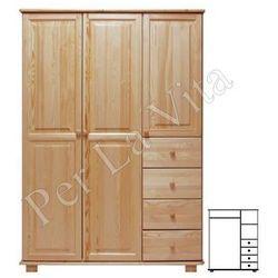 Szafa drewniana D3 Nr4