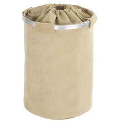 Kosz na pranie CORDOBA, kolor beżowy - 68 litrów, WENKO, B06X6MX9TP