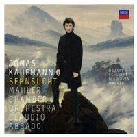 Mozart, Schubert, Beethoven, Wagner (CD) - Jonas Kaufmann, Mahler Chamber Orchestra