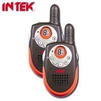 Zestaw 2szt. Radiotelefonów/Krótkofalówek INTEK o Zasięgu do ok. 3km. + Akcesoria Dodatkowe., 59077734
