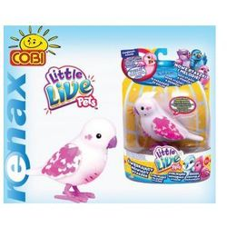 Little Live Pets Ptaszek Serdeczne Skrzydełka od COBI ze sklepu SKLEP Z ZABAWKAMI RENAX