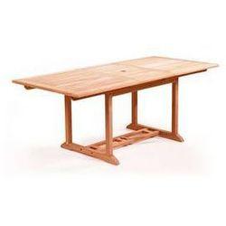 Stół  solid jati marki Riwall