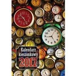 Kalendarz kieszonkowy zegary 2017 (książka)