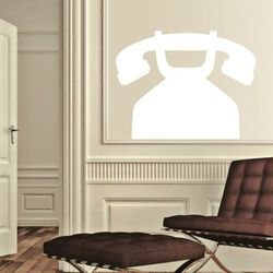 Tablica suchościeralna telefon 143 marki Wally - piękno dekoracji