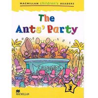 The Ant's Party Macmillan Children's Readers 3, Macmillan