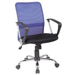 Krzesło biurowe obrotowe SIGNAL Q-078 - Niebieski, OBRQ078CZ