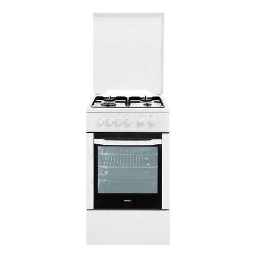 Beko CSM52021D - produkt z kat. kuchnie gazowo-elektryczne