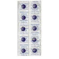 Curaprox tabletki do wybarwiania płytki nazębnej PCA 222 (100szt.), 124