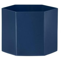 Doniczka Hexagon XL niebieska (5704723005490)