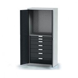 Szafa warsztatowa - 1 półka, 7 szuflad