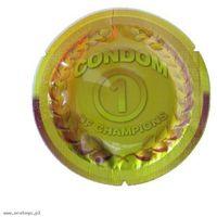 Pasante Condom of Champions (Gold) 1 sztuka