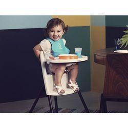 BABYBJORN High Chair - krzesełko do karmienia, białe z kategorii Krzesełka do karmienia