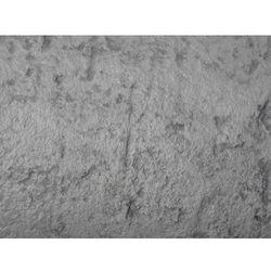 Beliani Doniczka szara okrągła 35 x 35 x 50 cm camia