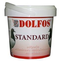 Dolfos  dg standard - odżywka mineralno - aminokwasowo - witaminowa dla gołębi 400g, kategoria: pokarmy dla ptaków