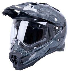 Kask motocyklowy W-TEC AP-885 carbon look, towar z kategorii: Kaski motocyklowe