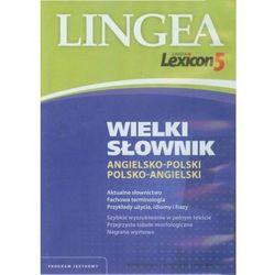 Lexicon 5 Wielki słownik angielsko-polski i polsko-angielski (wersja elektroniczna) (ISBN 9788362169221)
