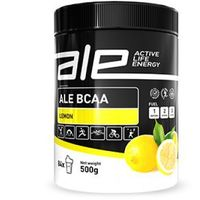 ALE BCAA - aminokwasy w formie instant LEMON