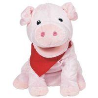Pacynka na dłoń dla dzieci - świnka snelly marki Goki
