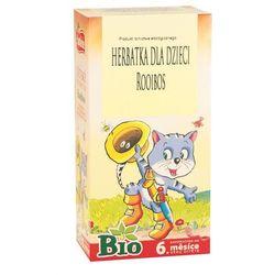Herbata dla dzieci Rooibos BIO, ekspresowa 30g z kategorii Herbatki dla dzieci