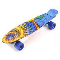 Deskorolka fiszka pennyboard  24466 - multicolor marki Meteor