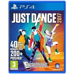 Just Dance 2017, gra na PS4