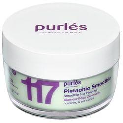 pistachio smoothie pistacjowy krem do ciała (117) wyprodukowany przez Purles