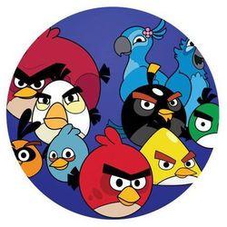 Modew Dekoracyjny opłatek tortowy angry birds - 20 cm - 4