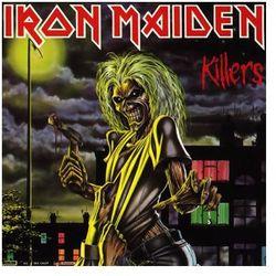 Killers (LIMITED) (metal)